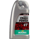 Aceite Motorex Cross Power 10W50 4T 1L