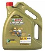 Castrol Vecton Fuel Saver 5w30 E6/E9 OFERTA 4 LATAS DE 5 LITROS