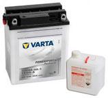 VARTA 12 V. FUNSTART FRESHPACK 12N12A-4A-1, YB12A-A 12ah Caja de 4 baterías