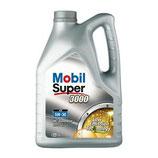 MOBIL SUPER 3000 XE 5W30 (Oferta caja de 4 garrafas de 5 litros)