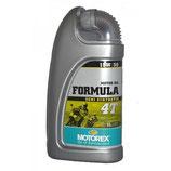 Aceite Motorex 15W50 Formula 4T 1L