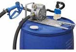 Kit bomba neumática con accesorios para bidón o contenedor de urea ADblue