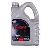 FUCHS TITAN GT1 PRO C-1 XTL 5W30 (1 garrafa de 4 litros)
