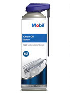 CO400M MOBIL CHAIN OIL SPRAY CAJA 12X400ML