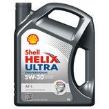 Shell Helix Ultra Pro AFL 5W30 5L OFERTA 3 LATAS