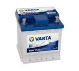 Batería Varta Blue Dynamic 12V. 42Ah. B35 + Derecha.