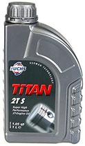 FUCHS TITAN 2T S (Garrafa de 1 litro)