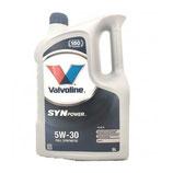 Valvoline Synpower XL-III C3 5W30 5L VALVOLINE (1 garrafa de 5 litros)