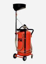 Bahco BOD8902 Purgador de aceite 2 en 1 con depósito de 90L