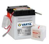 VARTA 6 V. FUNSTART FRESHPACK 6N4-2A-2  caja de 20 baterías