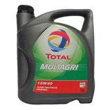TOTAL MULTAGRI MS 15W-40 1 caja de 3 garrafas de 5 Litros