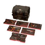 Maleta rígida 4750RCWD4 con 162 herramientas 4750RCWD4FF1