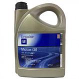 OPEL 5-30w GM DEXOS2™, SUPER SYNTHETIC Aceite de motor(1 garrafa de 5 litros)