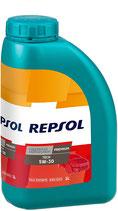 Bote lubricante Repsol PREMIUM TECH 5W-30 1 litro
