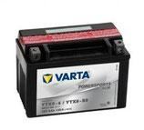 VARTA Motocicleta - FUNSTART AGM -12 V 8ah YTX9-4, YTX9-BS caja de 6 unidades
