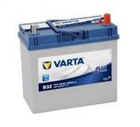 Batería Varta Automóvil Blue Dynamic 12V. 45Ah. B-34