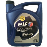 Aceite Elf Evolution 900 SXR 5W40 (3 garrafas x 5l.)