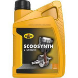 KROON OIL SCOOSYNTH Aceite de motor Capacidad: 1L, aceite parcialmente sintético