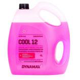 DYNAMAX Anticongelante G12 rosa  VW TL 774 D-F, ASTM D 3306, Capacidad: 4L