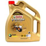 CASTROL Vecton, Fuel Saver E7 Aceite de motor OFERTA 4 LATAS DE 5 LITROS
