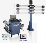 Alineador De Direcciones 3D móvil Velyen