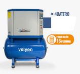 Compresor de Pistón 5,5hp Insonorizado Velyen