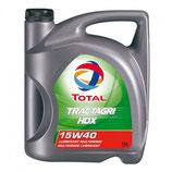 TOTAL TRACTAGRI HDX 15W-40 (Caja de 3 latas de 5L)