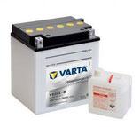 VARTA 12 V. FUNSTART FRESHPACK YB30L-B  30ah Caja de 2 baterías