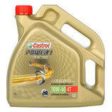 Aceite Castrol Power1 Racing 10w40 4T (Garrafa de 4 Litros)