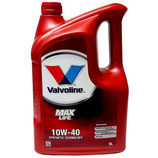 Valvoline Maxlife 10W40 5L VALVOLINE (1 garrafa de 5 litros)
