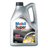 MOBIL SUPER 2000 X1 10W40 (1 garrafa de 5 litros)