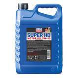 LIQUI MOLY SUPER HD 5W-40 (1 garrafa de 5 Litros)