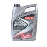 CHAMPION LUBRICANTS ACTIVE DEFENCE 10W40 B4, ACTIVE DEFENCE, 10W40 B4 Aceite de motor 10W-40, Capacidad: 5L, aceite parcialmente sintético