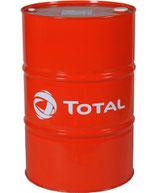 Bidón lubricante Total Rubia TIR 8600 10w40 208L