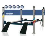 Elevador Hidráulico 4 Columnas 4000 Kg Ancho Especial Alineación 3D 4ED0400N