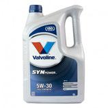 Valvoline Synpower ENV C2 0W30 5L VALVOLINE (1 garrafa de 5 litros)
