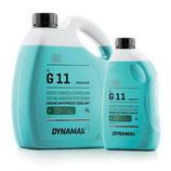 DYNAMAX Anticongelante G11  VW TL 774 C, ASTM D 3306, Capacidad: 4L