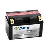 VARTA Motocicleta - FUNSTART AGM -12 V 8ah TTZ10S-4, TTZ10S-BS caja de 6 unidades