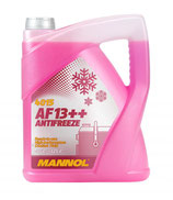 MANNOL AF13++, High-performance Anticongelante  rosa, Capacidad: 5L