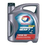 TRANSMISSION GEAR 7 80W-90 (1 garrafa de 5 litros)