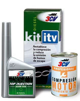 Kit ITV Diesel Acción Total 3CV (Top Injection+Compresión Motor)