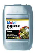 EM123716 Mobilube 1 SHC 75W-90 cubo 20L