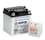 VARTA 12 V. FUNSTART FRESHPACK 12N5.5A-3B Caja de 6 baterías