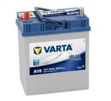 Batería Varta Blue Dynamic 12V. 40Ah A15 + Izquierda