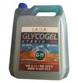 Anticongelante Glycogel 50% G-11 Híbrido, IADA (Garrafa de 5 litros)