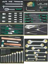806/9 TCS Surtido de herramientas TCS STAHLWILLE