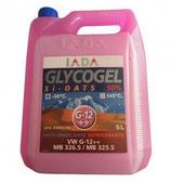 Anticongelante Glycogel 50% G-12 ++, IADA (Garrafa de 5 litros)