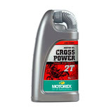 Aceite Motorex Cross Power 2T 1L