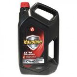 Texaco Havoline Extra 10w40 (1 garrafa de 5 litros)