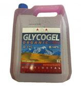 Glycogel Orgánico 50% Lila G12 Plus, Anticongelante Iada (Garrafa de 5 litros)